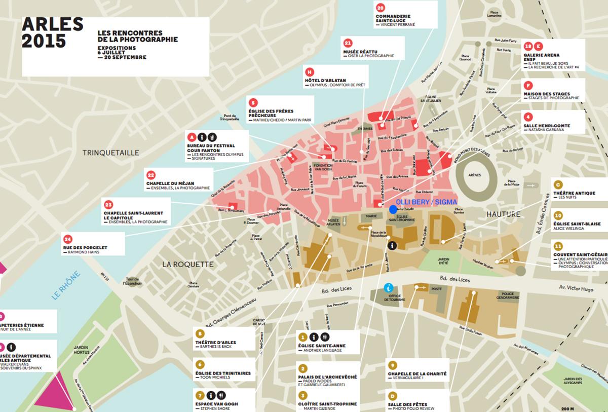 plan rencontre gay à Arles