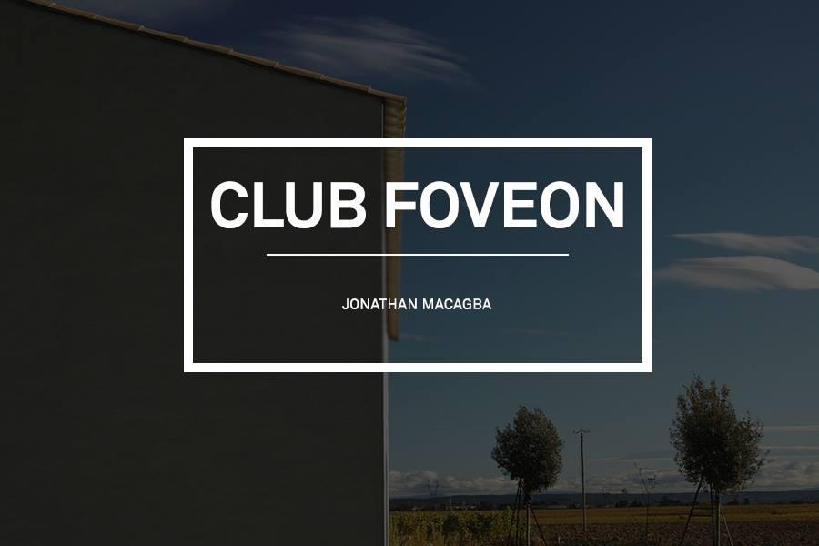 CLUB FOVEON # 6 : Jonathan Macagba