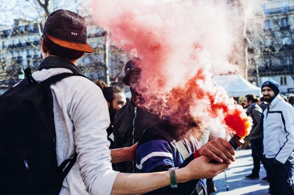 Focus sur Guillaume Wilmin | Nuit Debout au dp2 Quattro