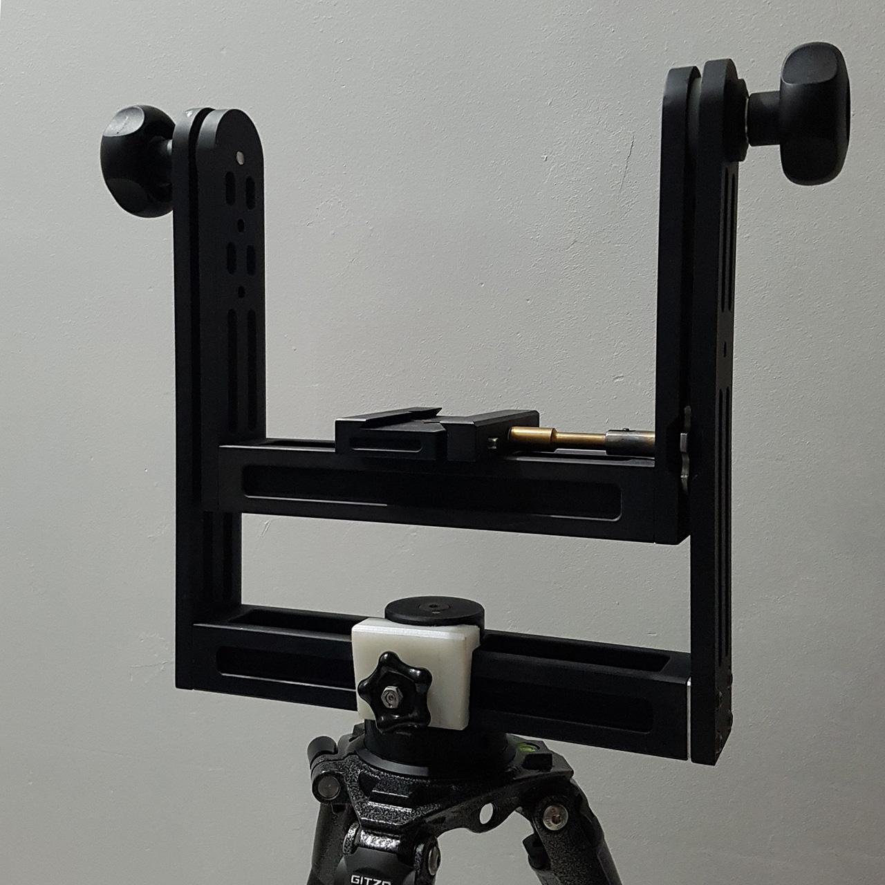Une tête pendulaire maison pour une maniabilité aisée du 200-500mm SIGMA
