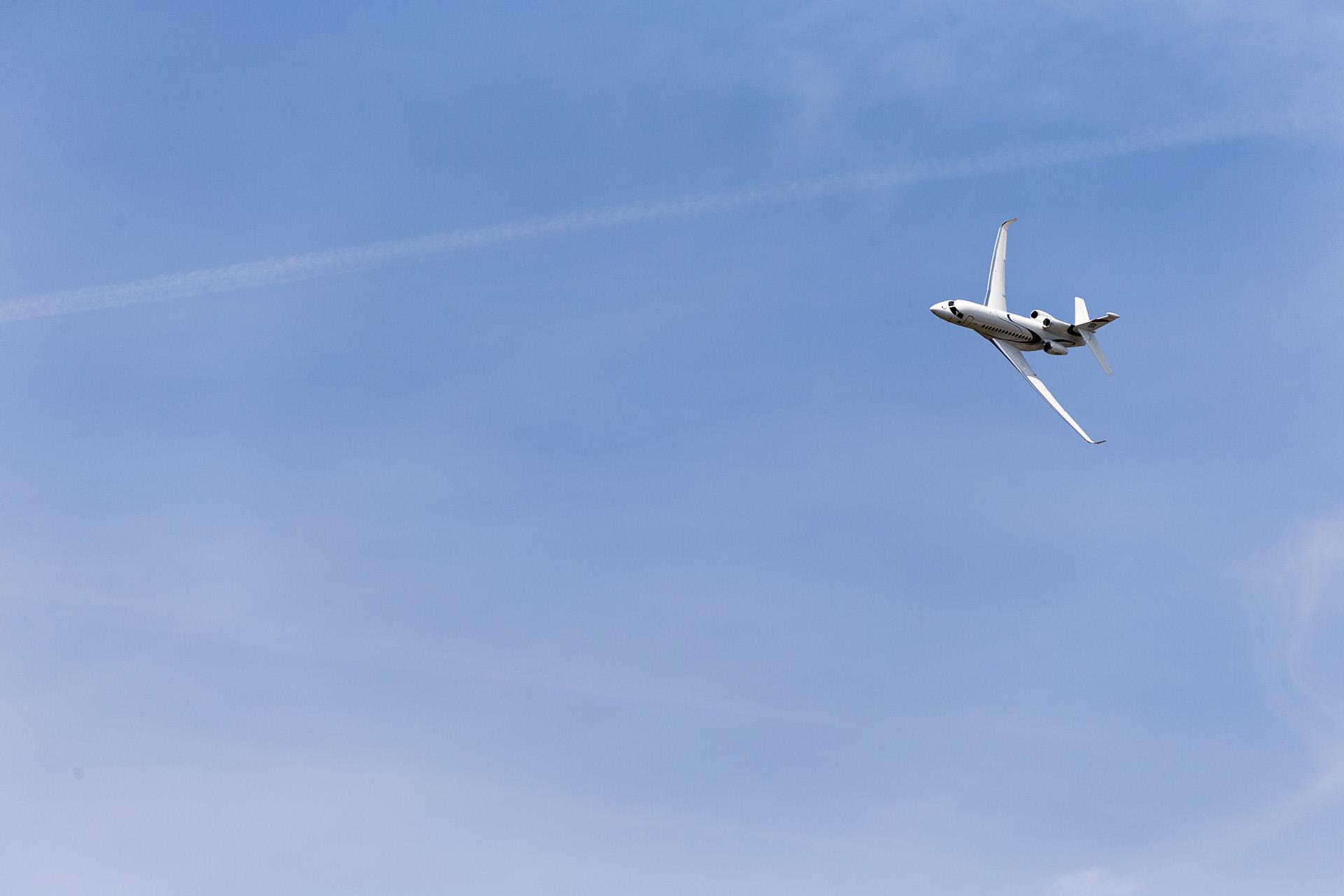 L'aéronautique avec le 200-500mm F2.8 SIGMA