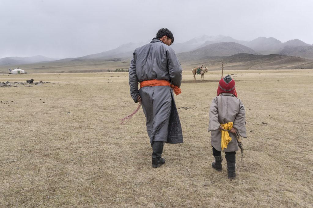 L'avenir des nomades mongols, un virage délicat – Lucie Bressy