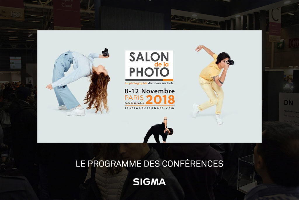 Salon de la Photo du 8 au 12 novembre : le programme !