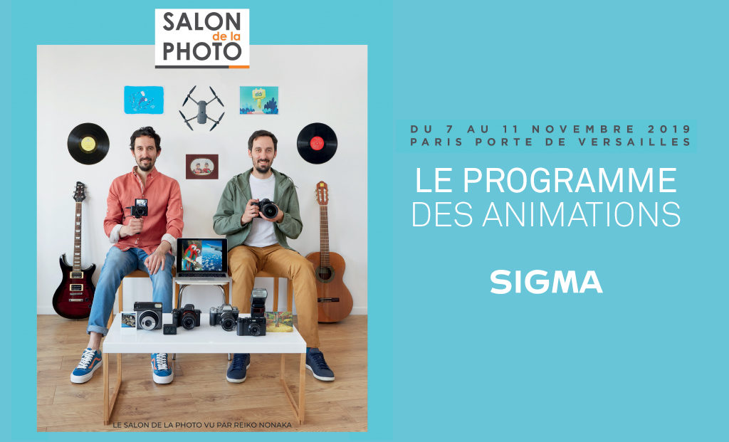Salon de la Photo 2019 : le programme.