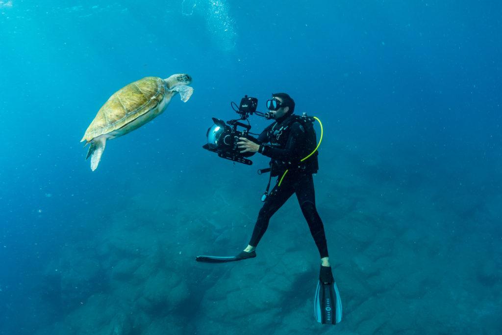 Excursions en profondeurs … mes optiques SIGMA avec moi. Par Kevin Sempé