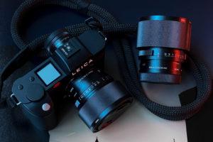 Le Leica SL2 accompagnés des optiques I Series SIGMA pour hyrides DG DN