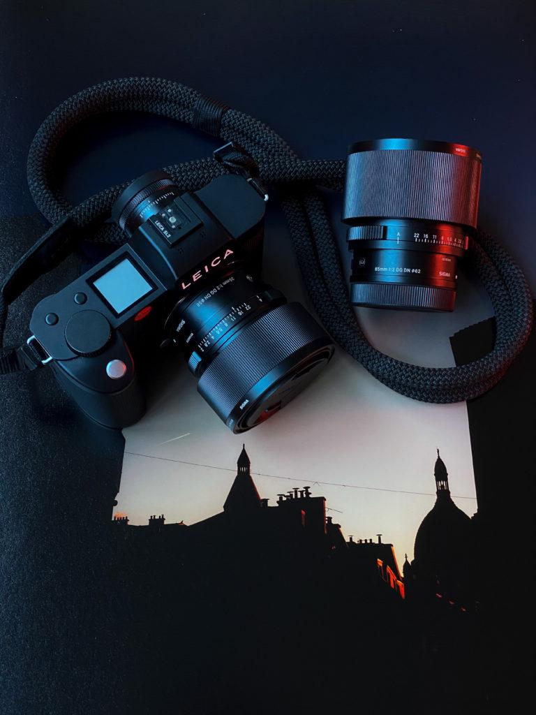 Le Leica SL2, coiffé du 35mm F2 DG DN  | Art